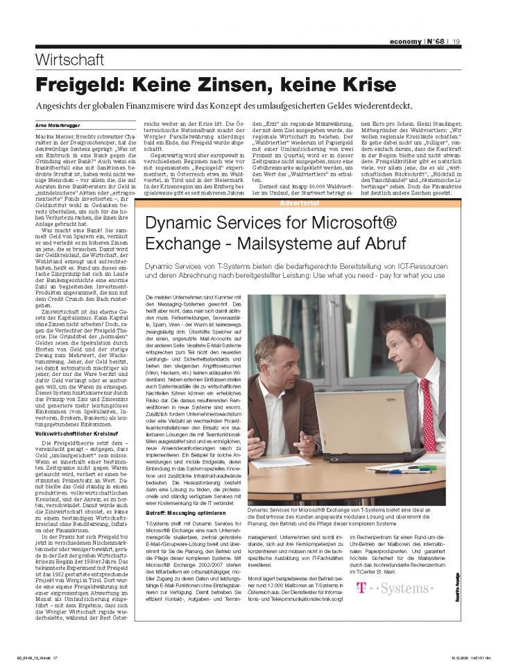 Heft Ausgabe Nr. 68 - Seite 19