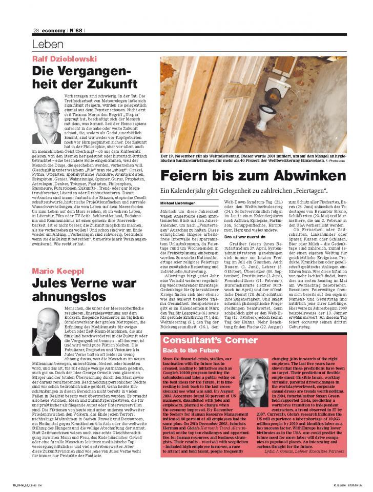 Heft Ausgabe Nr. 68 - Seite 28
