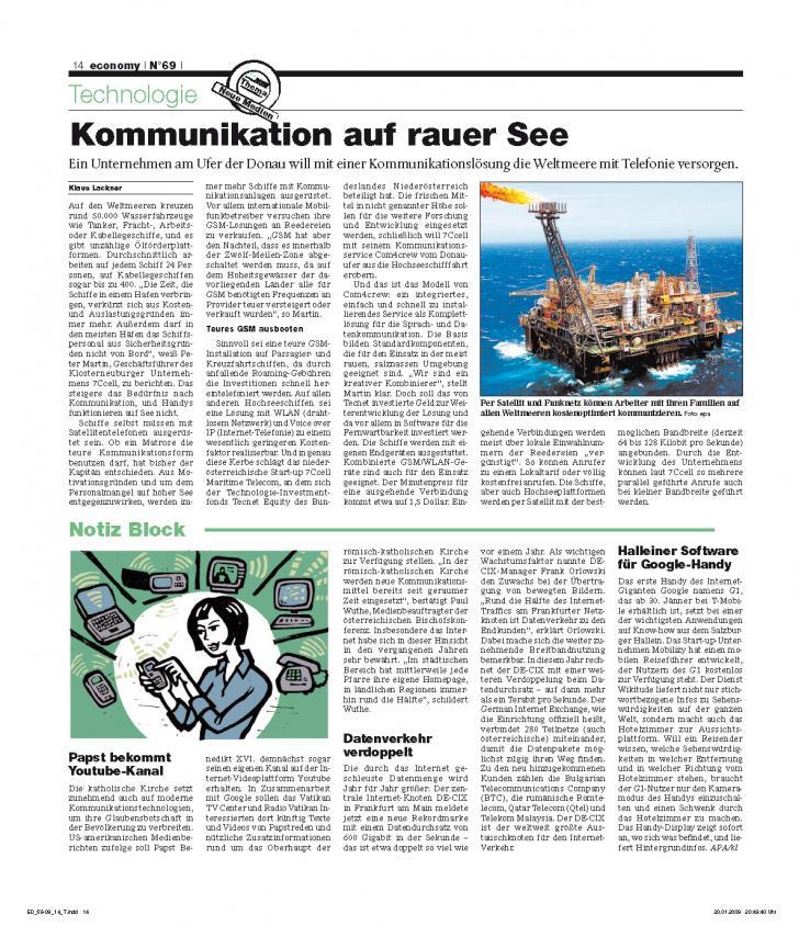 Heft Ausgabe Nr. 69 - Seite 14
