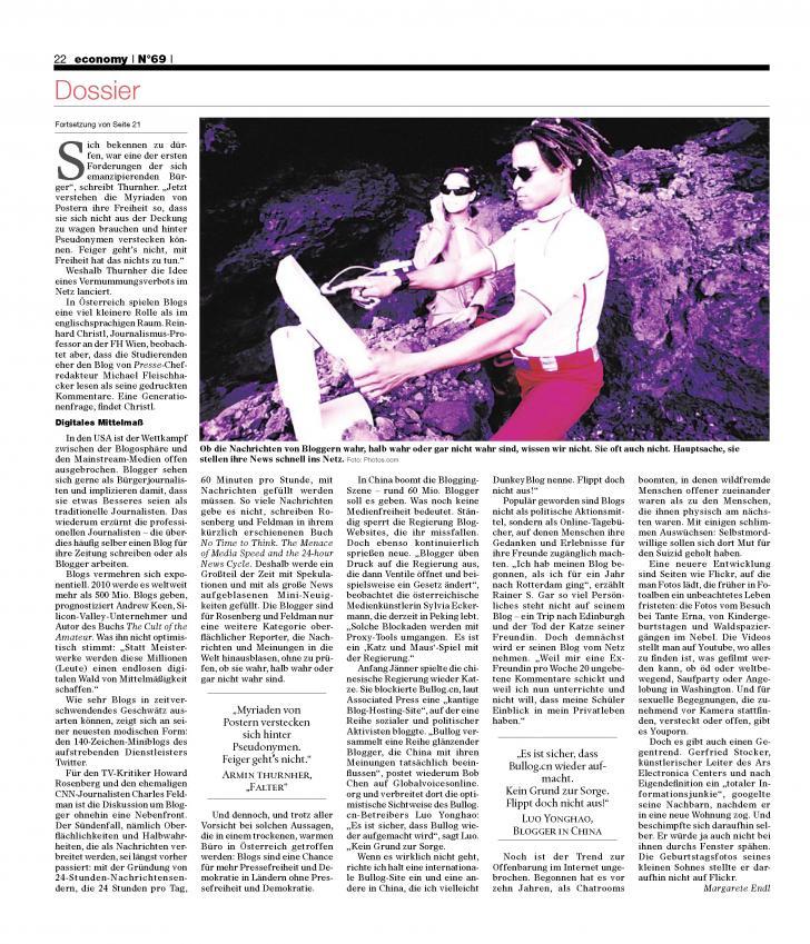 Heft Ausgabe Nr. 69 - Seite 22