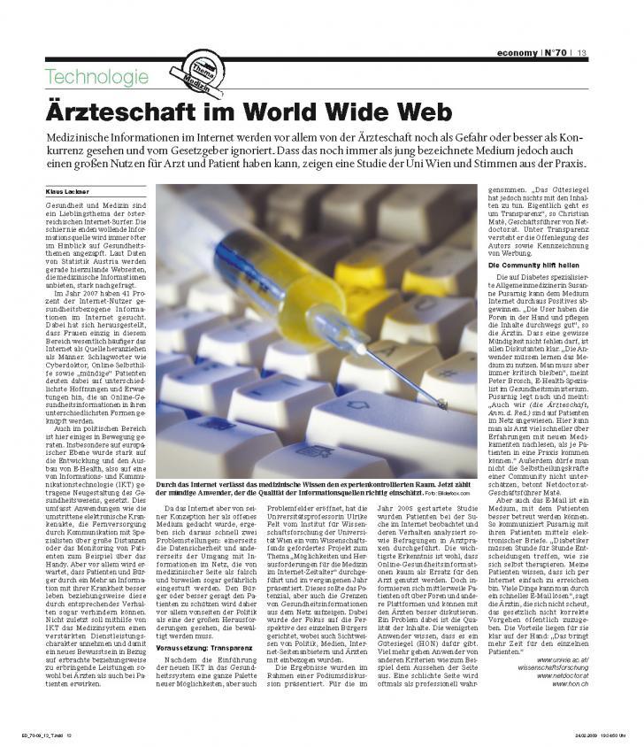 Heft Ausgabe Nr. 70 - Seite 13