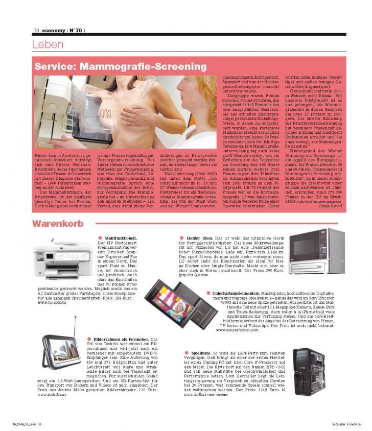 Heft Ausgabe Nr. 70 - Seite 30