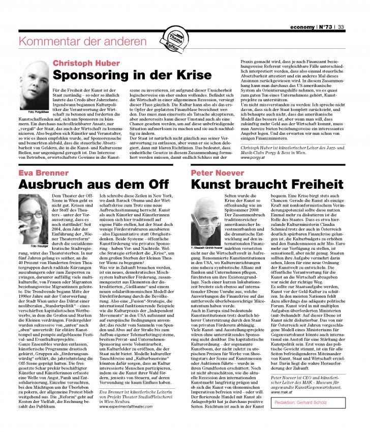 Heft Ausgabe Nr. 73 - Seite 33