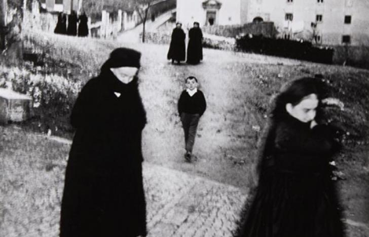 Gegen die Zeit: Galerie Westlicht zeigt Mario Giacomelli