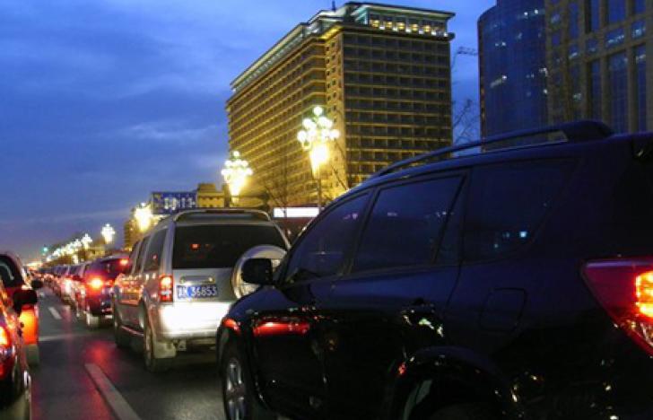 Besser durch den Verkehr mit intelligenten Prognosen