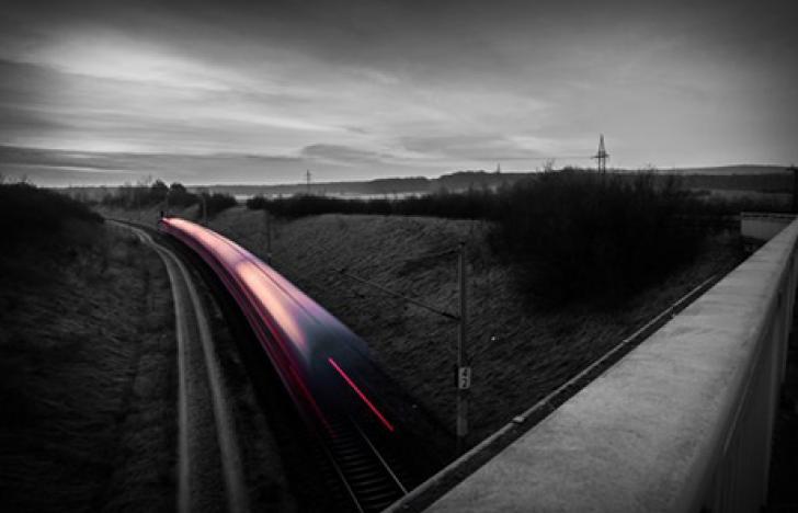 Schnelles Netz in schnellen Zügen