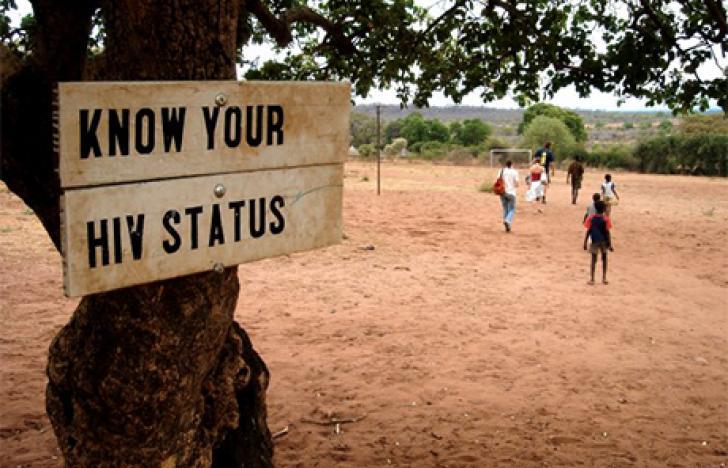 AIDS-Viren verstecken sich gerne