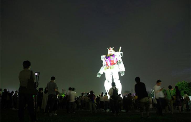 Die lange Nacht der Roboter