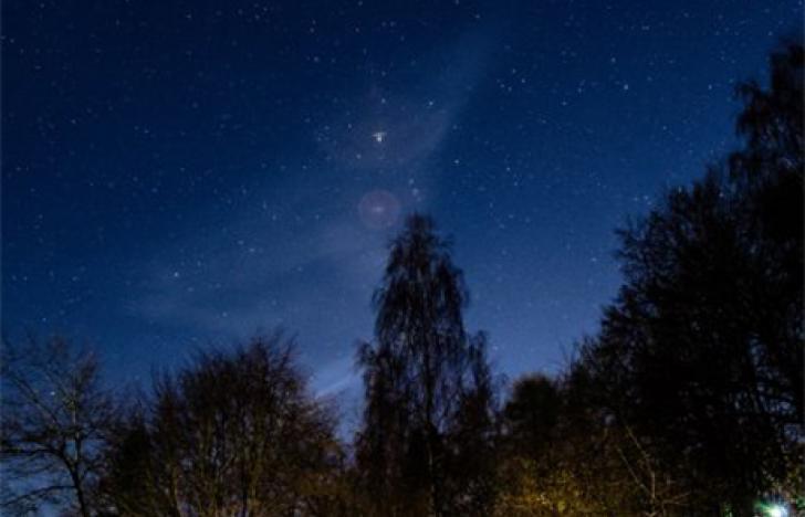 Das Neuland hinter den Sternen