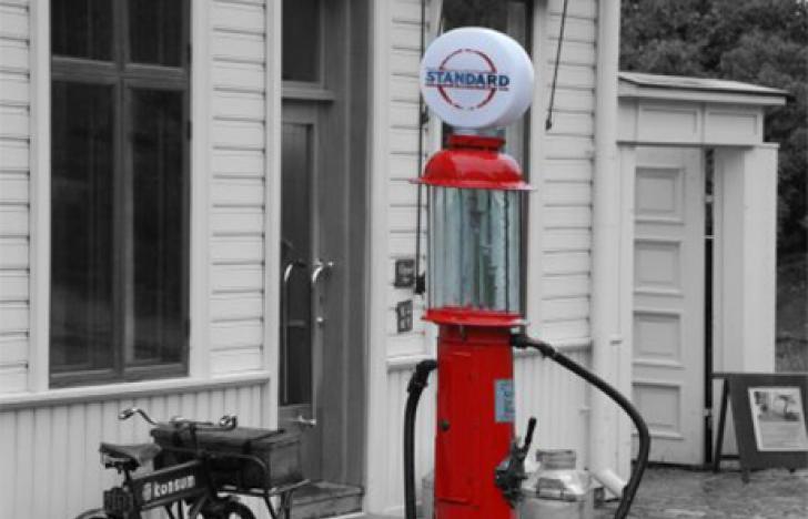 Treibstoff für den Wirtschaftsmotor
