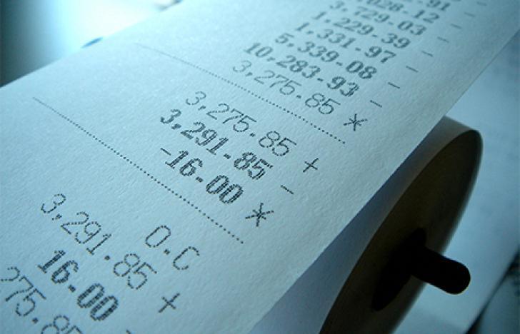 Eine plus-minus-Rechnung