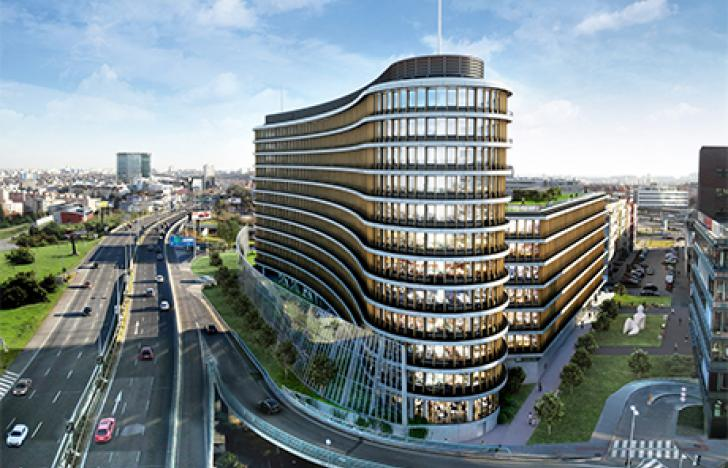 Leading in real estate financing and development whole over Central Eastern Europe (CEE)