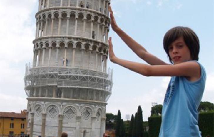 PISA rauf, PISA runter, PISA rauf, PISA runter