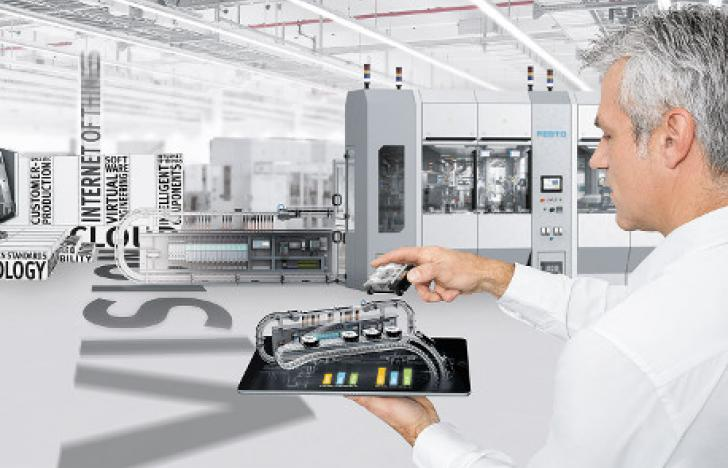 From the mechanical loom to the automated production