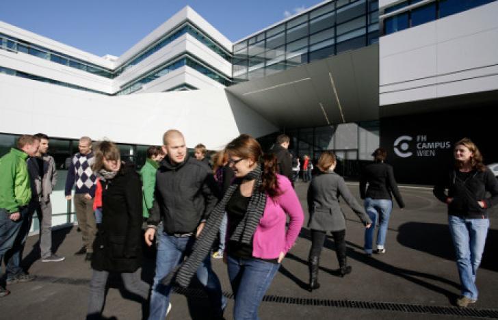 FH Campus Wien: Neue Studiengangsleiter am Start