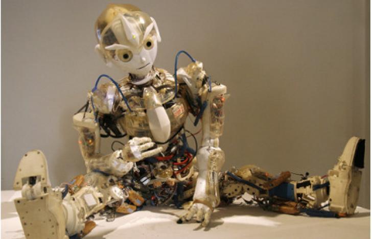Der rassistische Roboter