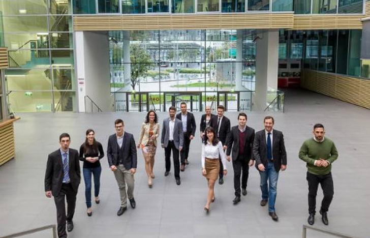 Sechs-Minuten-Wissenschaft beim Open House der FH Campus Wien