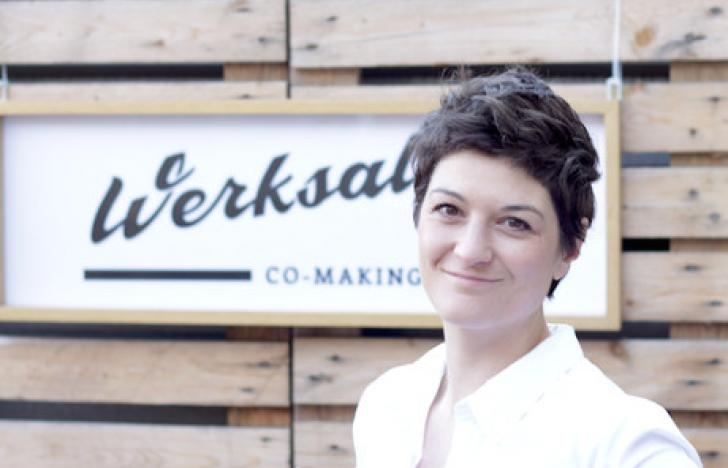 """From Silicon Valley to Werksalon Co-Making Space"""