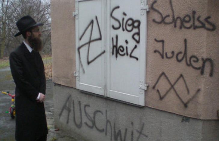 Digitale Weltkarte zeigt Antisemitismus in Echtzeit