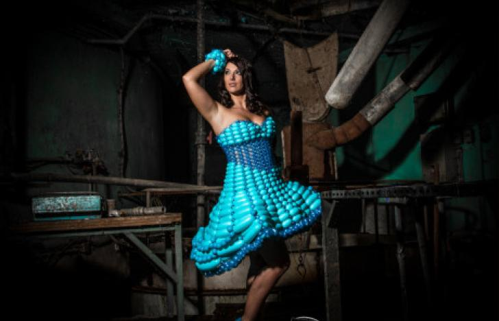Kleider machen Luftballons, aber Vorsicht beim Setzen | economy
