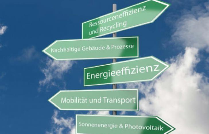 Neuer KMU-Ratgeber für Energie- und Umweltförderungen
