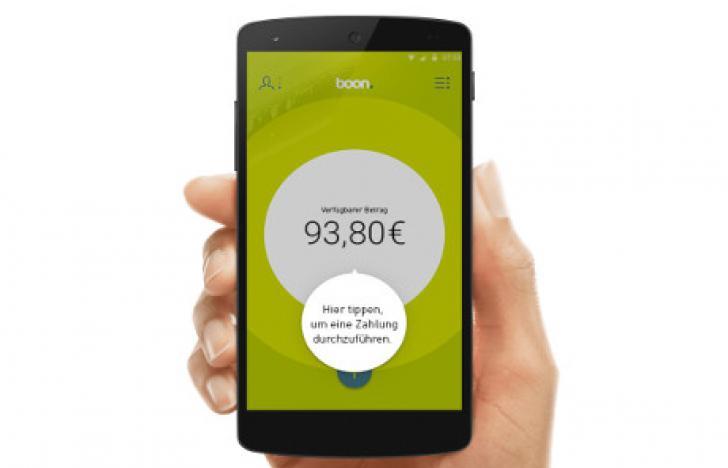 boon. mit Apple Pay jetzt auch in der Schweiz
