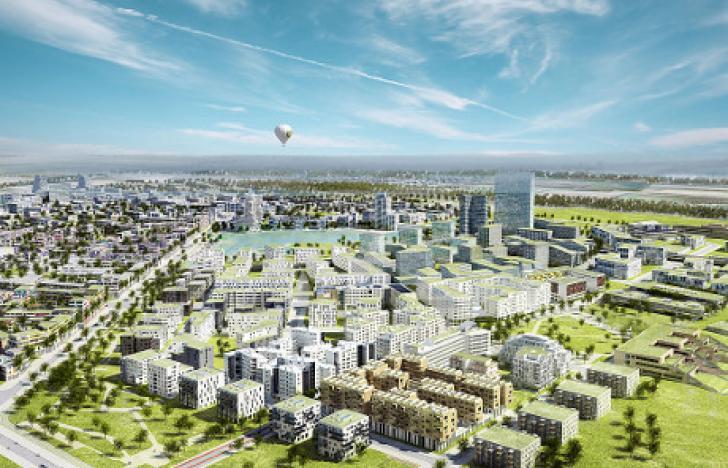 Smarte Energie-App für die Smart City
