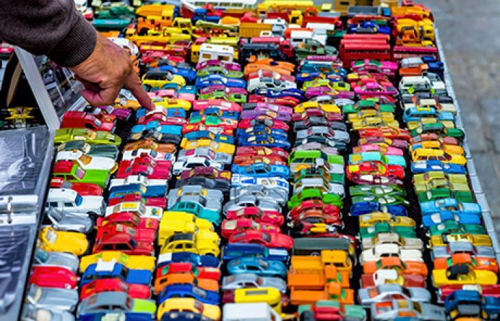 Länderübergreifendes Autoteilen