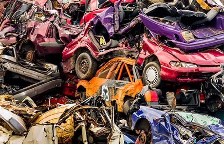 Abfallwirtschaft leidet unter illegalen Exporten