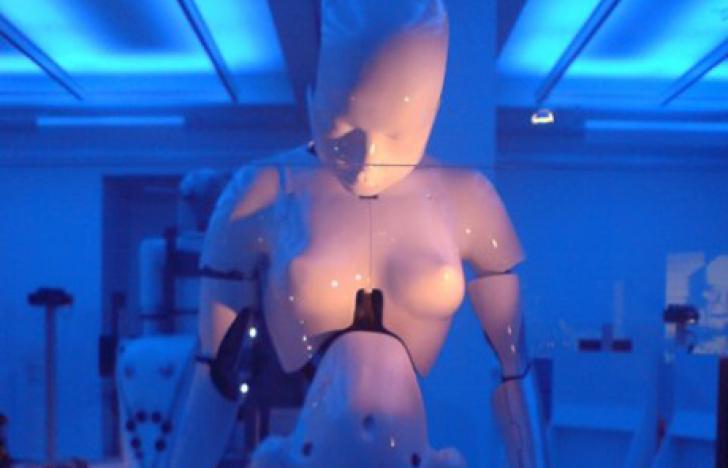 Roboter sind kein Ersatz, sondern Ergänzung