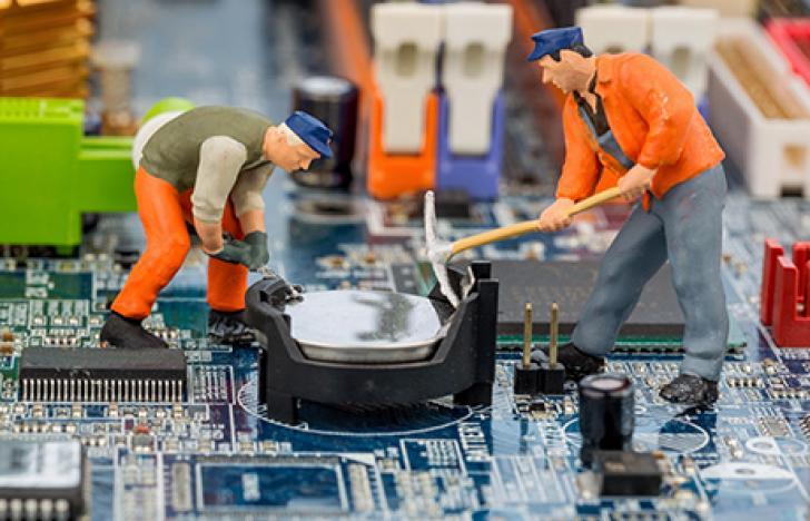 Elektronikindustrie kritisiert Reform des Vergaberechts