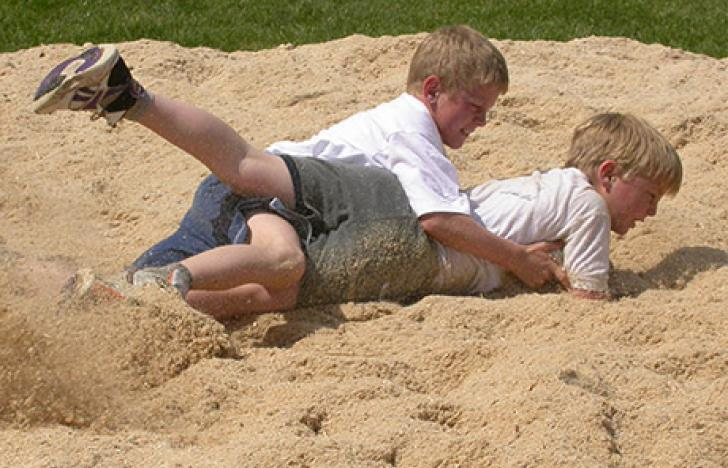 Umwelt beeinflusst kindliche Aggressionen
