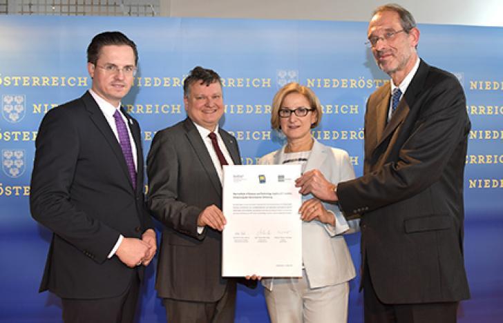 Niederösterreichische Spitzenforschung von Weltrang