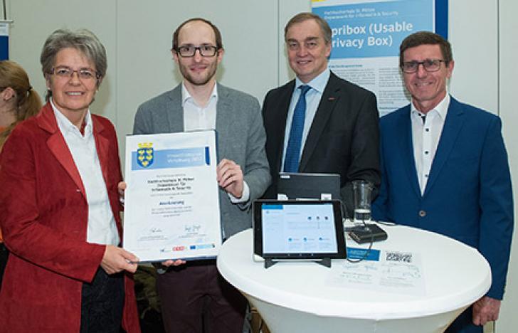Preisgekrönte Innovation und Forschung in Niederösterreich