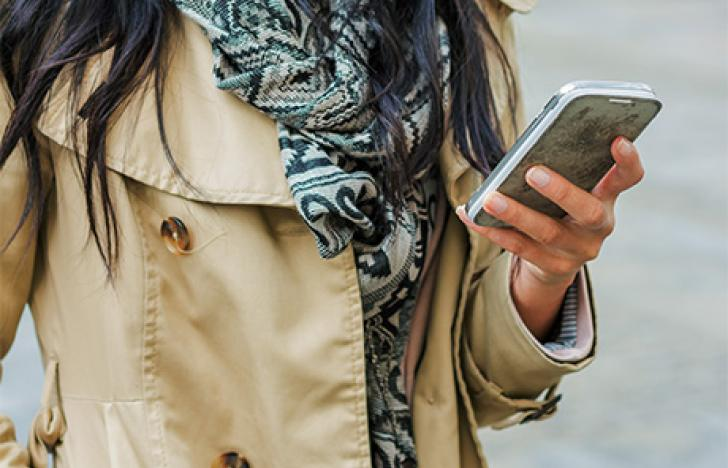 Mobile Nutzung des Internet steigt rasant
