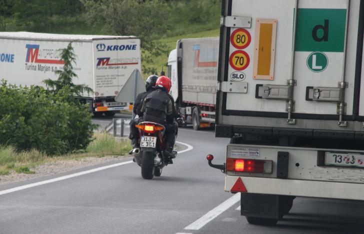 Neues Kamerasystem für sichere LKW