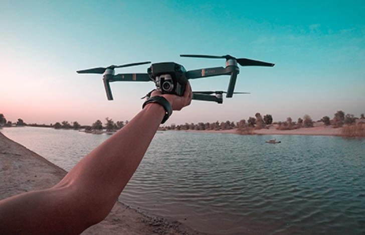 Führende Expertise bei autonomen Luftfahrtsystemen