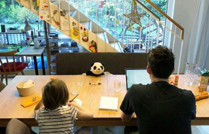 Digitales Lernen und soziale Kontakte